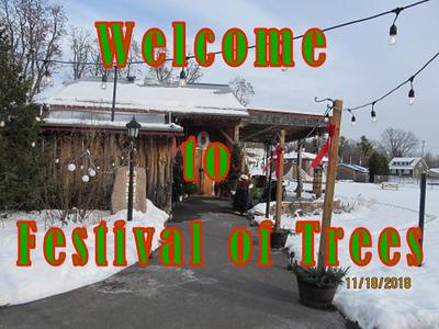 """2018 """"Festival of Trees"""""""