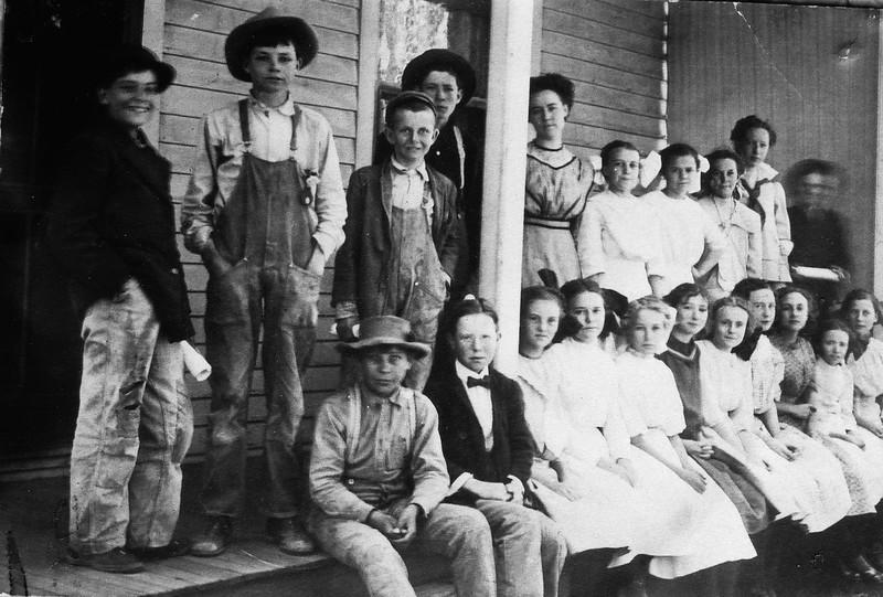 Erie school children