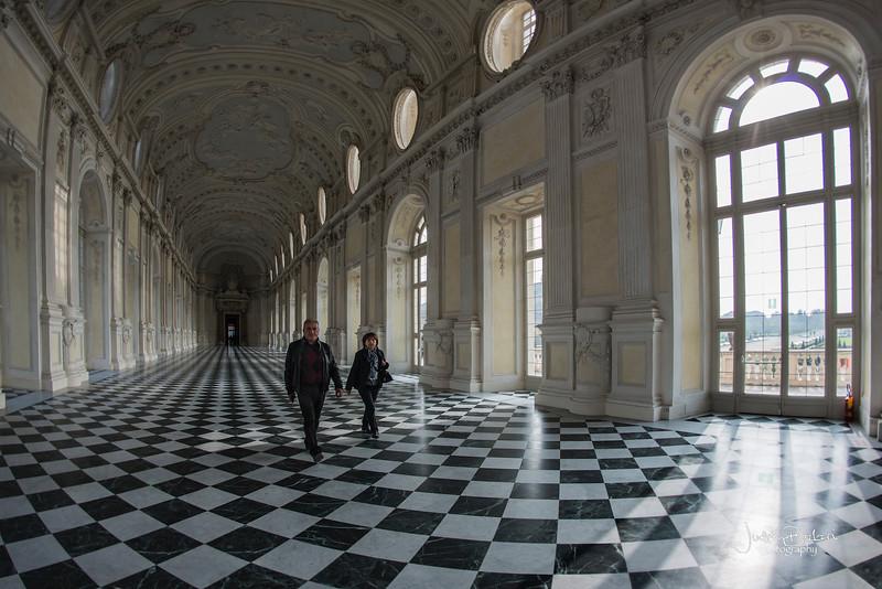 Reggia di Veneria, Italy