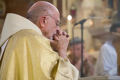 Fr. Mariusz 50th Anniversary