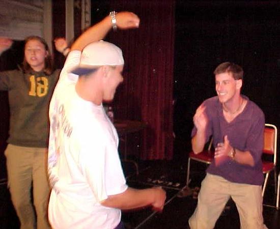 Western Maryland College... September 15, 2000