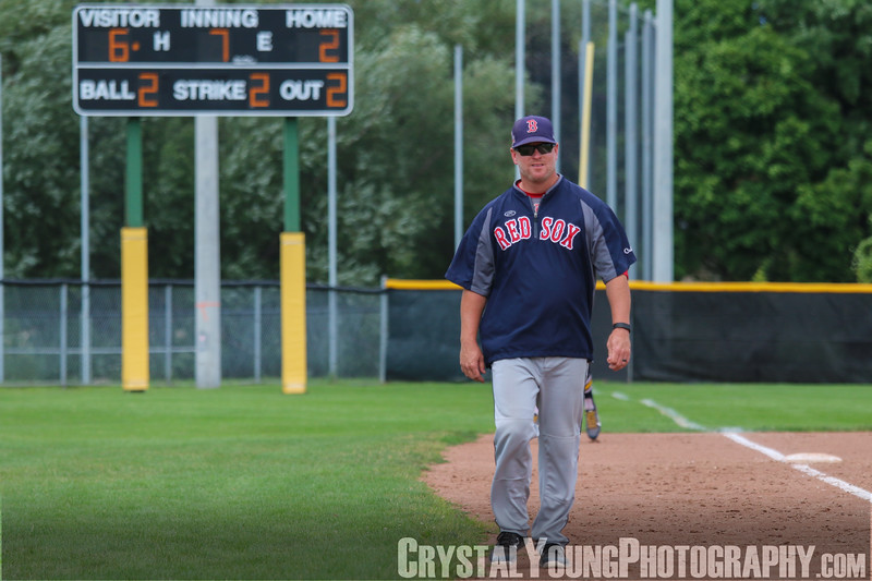 Brantford Red Sox at Burlington Herd July 28, 2018