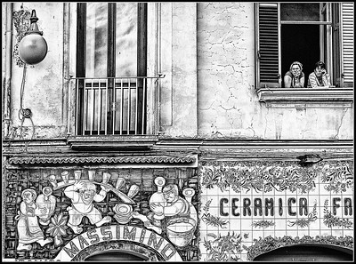 Sorrento e costa Amalfitana