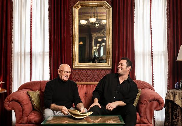 Mark Daniels & Rob Goodling