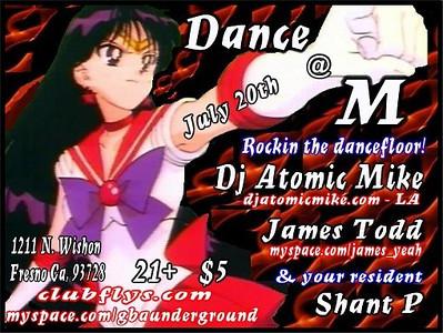2007-07-20 [Dance, Club M, Fresno, CA]
