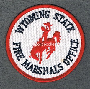 Wyoming State Fire Marshal