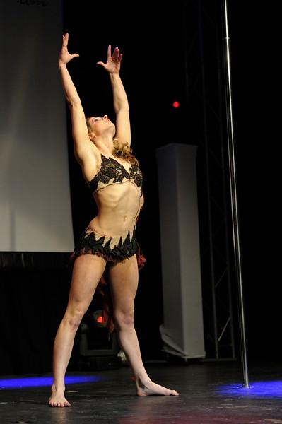 Karry Summers, Word Pole Sport & Fitness 2012, finalist.
