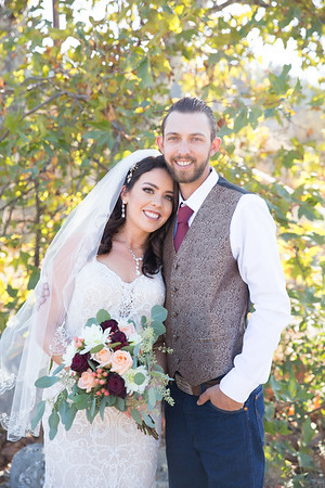 Tyler + Aubrey Wedding
