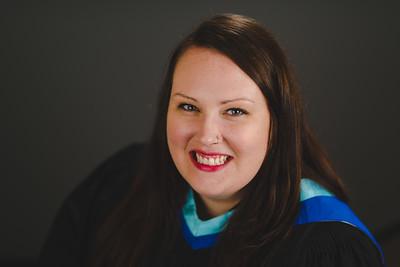 MacKenzie's Grad Portraits