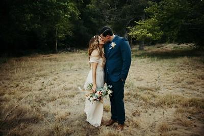 Taylor & Danielle. Married.