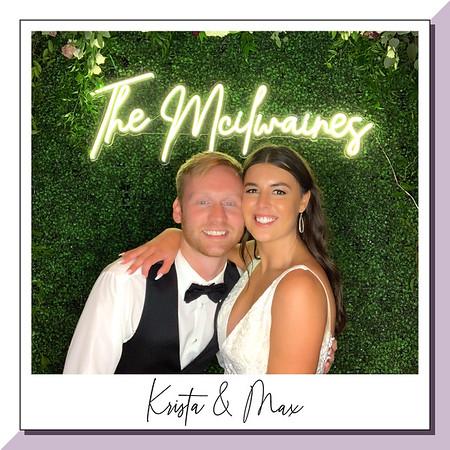 Krista + Max's Wedding