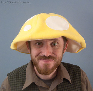 Mushroom Hats
