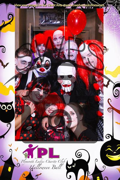 Plymouth Ladies Charity Club Halloween Ball
