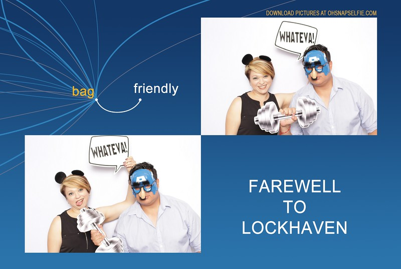 United Airlines - Baggage Claim Dept - Farewell to Lockhaven - 13 Oct 2016