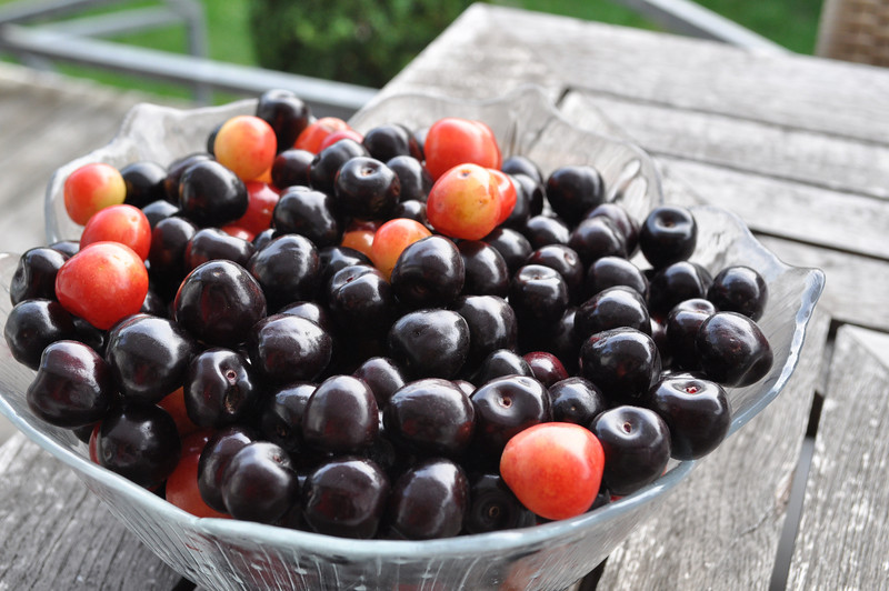 The results of our cherry picking!