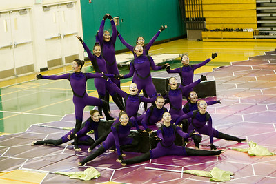 2014 Winter Guard and Percussion Home Show