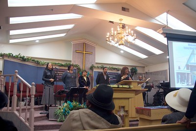Living Word Pastor Installation Service