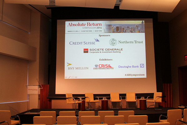 Absolute Return Symposium 2014