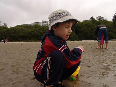 August 9, 2006 - Netarts Bay