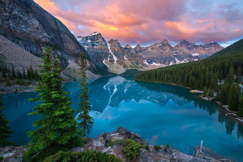 Banff Sunrise |  Alberta, Canada