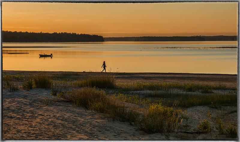 Sunset Constance Bay