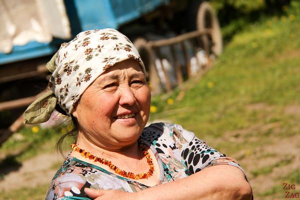 Portrait Kyrgyzstan: Jeti Oguz host