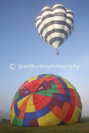 Headcorn Balloon Event 2013