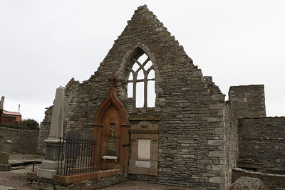 Old St Peters Kirk, Thurso - 26 September 2018
