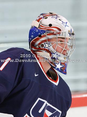 2/5/2010 - USHL - U18 vs Lincoln Stars