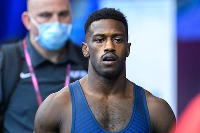 67kg: Xavier Johnson