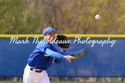 Lampeter-Strasburg JV/V Baseball v. MC 4.9.12