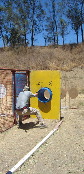 Yolo USPSA pistol match June 2012