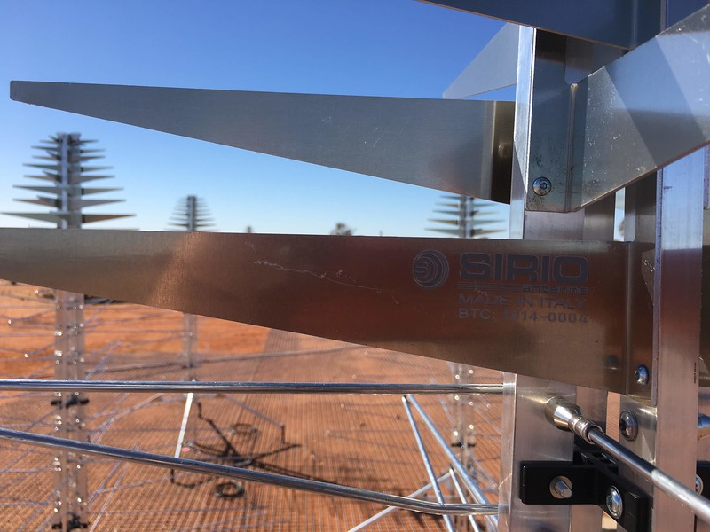 AAVS 1.5 Antenna Construction