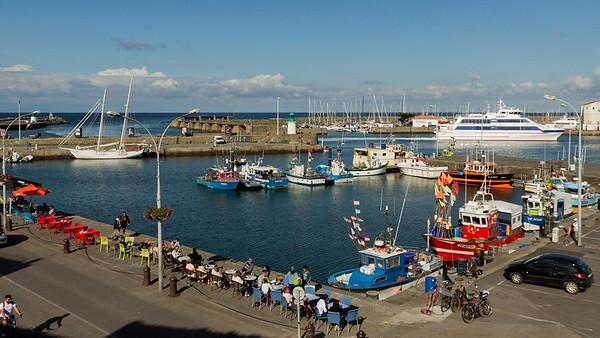 Ile d'YEU /Port JOINVILLE