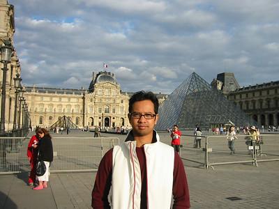 Paris - August 2004