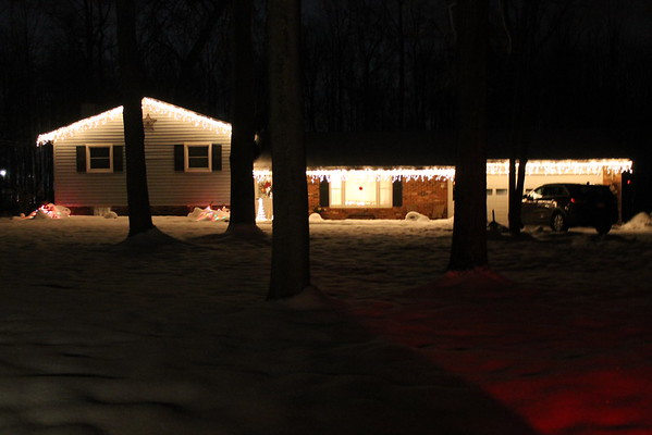 '16 Middlefield Christmas Lights