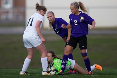 CCS HS Soccer vs. Chickasha, April 4