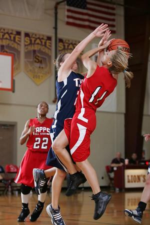 TAPPS AllStar Basketball