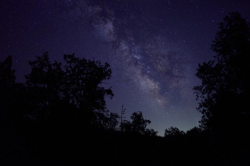 Milky Way in Yosemite