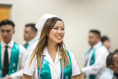 West Coast University Pinning Ceremony