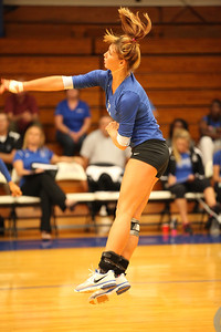 Blinn College Volleyball