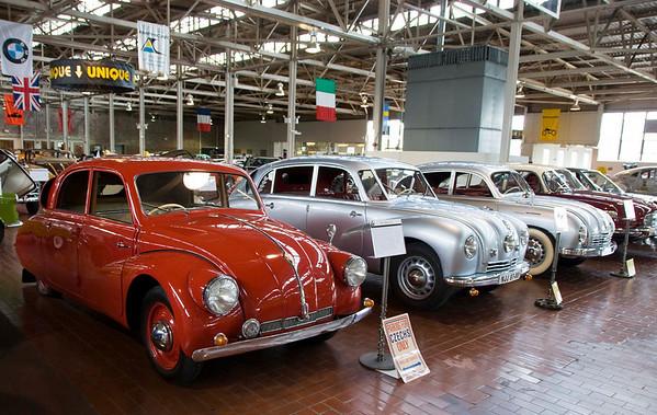 Lane Motor Museum, Nashville, TN 2008