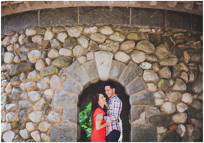 Jennifer & Fredy Engagement Session