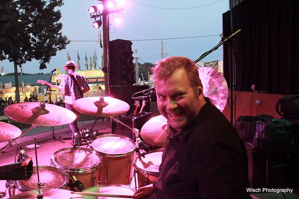 Shane Martin Band Anoka County Fair 2018