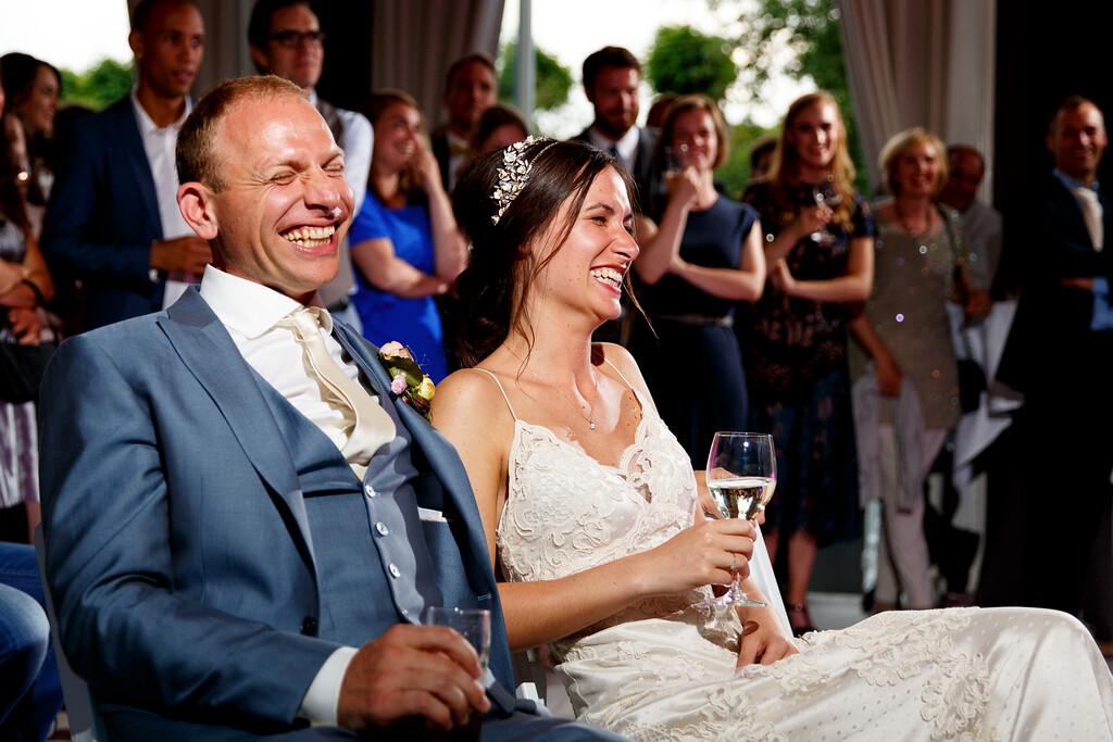 Bruiloft Orangerie Elswout