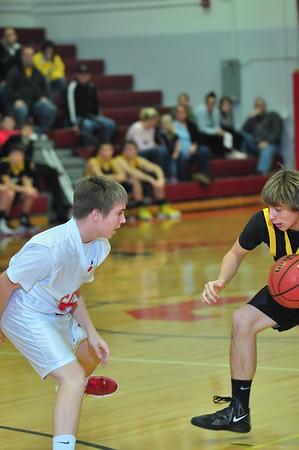 JVB Basketball vs SJ 12-15-2011