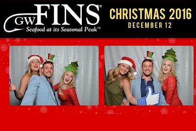 GW Fins Christmas 2016 12/12/16