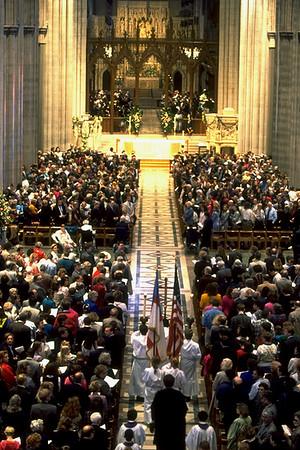 Church: Space and Spirit