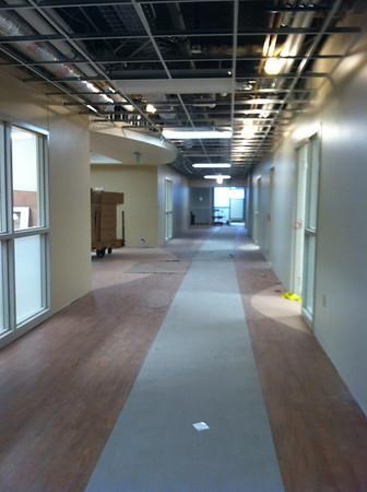 2012–'13 New MSOE Nursing Space