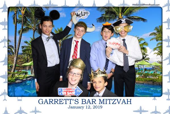 Garrett's Bar Mitzvah